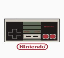 NES Controller by CodyMcBryan