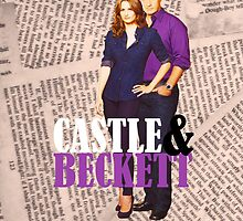 Castle&Beckett by kirsten-leigh