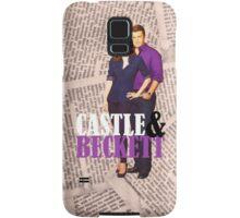 Castle&Beckett Samsung Galaxy Case/Skin