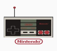 Wireless NES Controller by CodyMcBryan