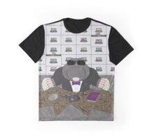 Agent Mole Graphic T-Shirt