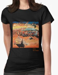 Ghost Town Rally - Silverton Outback NSW Womens Fitted T-Shirt