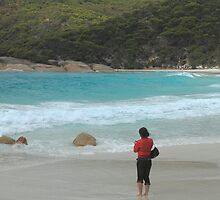 Two People's Bay, Albany, Western Australia #5 by Elaine Teague