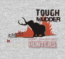 TOUGH MUDDER T-SHIRT 2012 SYDNEY by jase72
