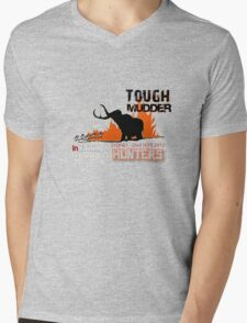 TOUGH MUDDER T-SHIRT 2012 SYDNEY Mens V-Neck T-Shirt