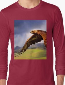 The King of the Mountains Long Sleeve T-Shirt
