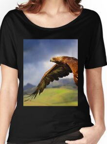 The King of the Mountains Women's Relaxed Fit T-Shirt
