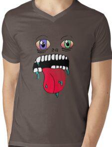 drooling dude Mens V-Neck T-Shirt