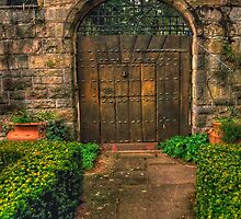 The Gate -  Mount Wilson, NSW Australia - The HDR Experience by Philip Johnson