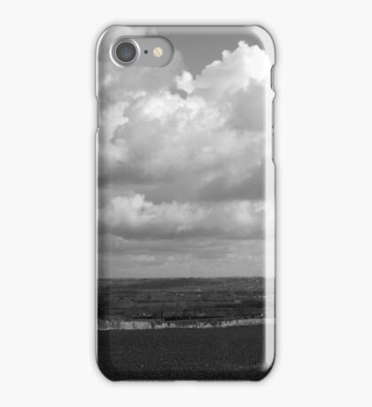 Sky line iPhone Case/Skin