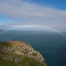 At the end of the rainbow by James Godber