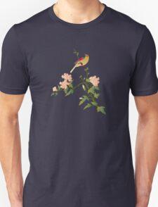 Bird and blossom T-Shirt