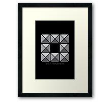 Design 161 Framed Print