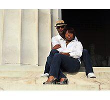 Steven & Tanisha Engagement 6 Photographic Print