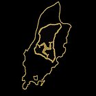 Isle of Man TT and Billown Course by Garrington