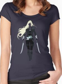 Celaena Sardothien | Throne of Glass Women's Fitted Scoop T-Shirt