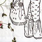 Material Worth Walking On by Vikki-Rae Burns
