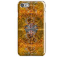 Ochre Jewel iPhone Case/Skin