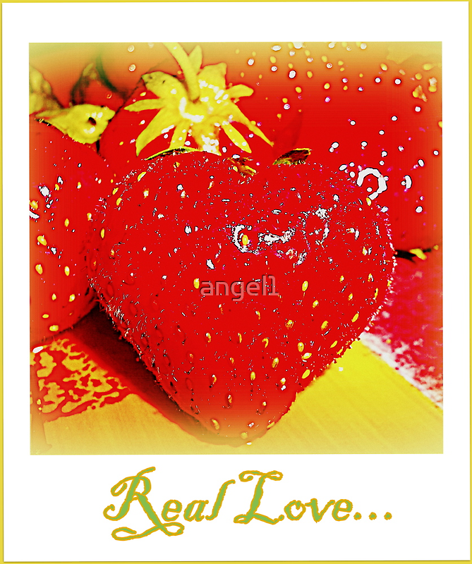 Real  Love  by ©The Creative  Minds