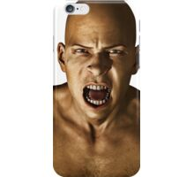 The Silent Scream iPhone Case/Skin