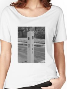 E Street Freeze Out  Women's Relaxed Fit T-Shirt