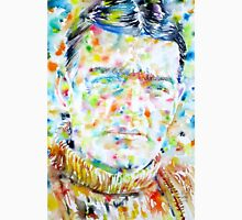 SHACKLETON - watercolor portrait T-Shirt