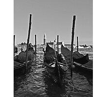 San Giorgio Maggiore - Venice Photographic Print