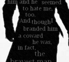 Severus Snape Always. Sticker