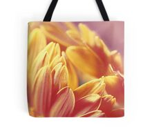 Gently Burning Tote Bag