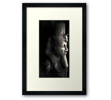 Egypt Pharaoh Framed Print
