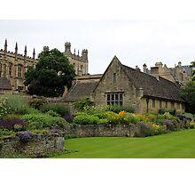 Beautiful Oxford Photographic Print