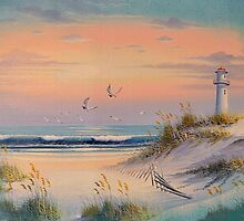 The Light House by Kathy Baccari
