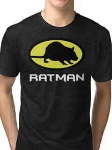 Ratman Tri-blend T-Shirt