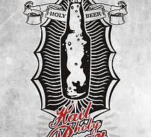 Hail holy BEER!!! by AlejandroAyala