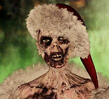 Zombie Christmas by Liam Liberty