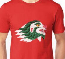 Tibetan Snow Lion T-Shirt Unisex T-Shirt