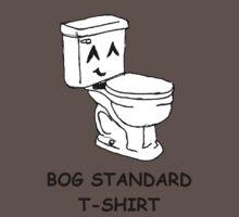 The bog standard T-shirt One Piece - Short Sleeve
