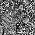 Zebra by samclaire