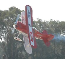 Pitts Special - Banked Low Level - @ Albury 2008 by muz2142