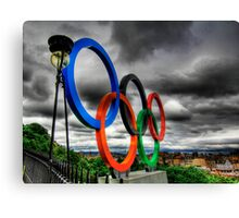London Olympic 2012   Canvas Print