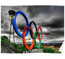 London Olympic 2012   Poster
