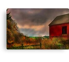 """"""" Daylight is Changing....... Canvas Print"""