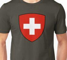 suisse switzerland Unisex T-Shirt