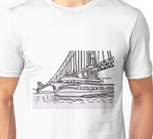 Red And White Fleet Unisex T-Shirt