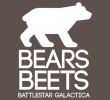 Bears. Beets. Battlestar Galactica. by Ben Parker