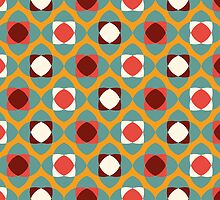 Intersection [tiles] by Veronica Galbraith