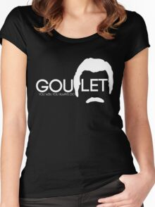 Goulet Women's Fitted Scoop T-Shirt