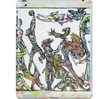 ROOM OF THE PLAYING FRIENDS iPad Case/Skin