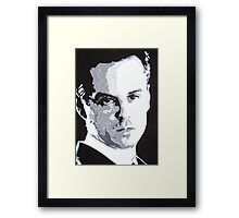 Jim Moriarty Painting Framed Print