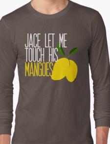 Jace's Mangoes Long Sleeve T-Shirt